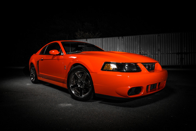 Ford Mustang Cobra Terminator Shoot - FM Forums